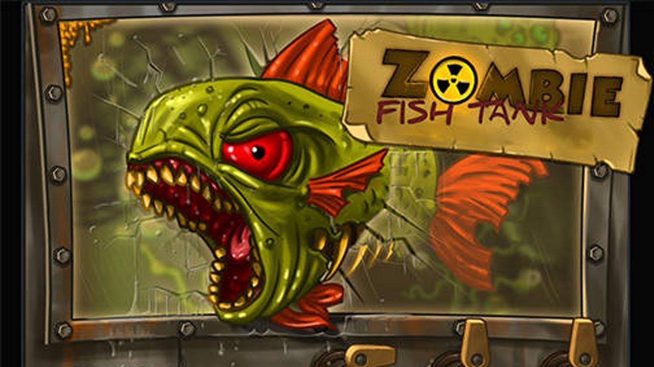 Zombie fish tank youtube -