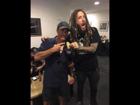 Head from Korn on Radio Chatter