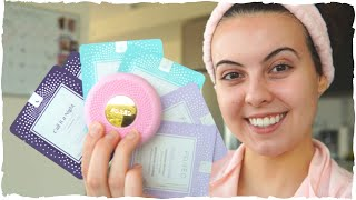 Get Unready with Me ft Foreo UFO Mini Smart Mask Review + Demo