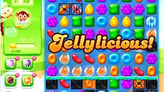 Candy Crush Jelly Saga Level 905 - NO BOOSTERS **