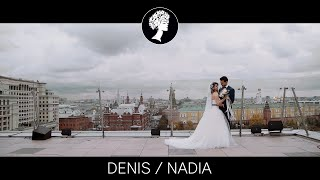 Wedding clip / Denis & Nadia / www.spiridonov.video
