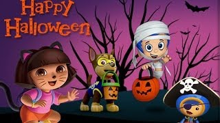 Dora and Friends Special Halloween - The Movie Game (2013) Kids