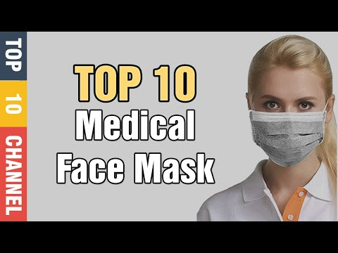 Top 10 Best Medical Face Mask 2020 Reviews