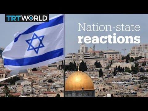 Jews And Arabs React To Israel's Nation-state Law