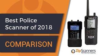 Best Police Scanner of 2018 | Comparison