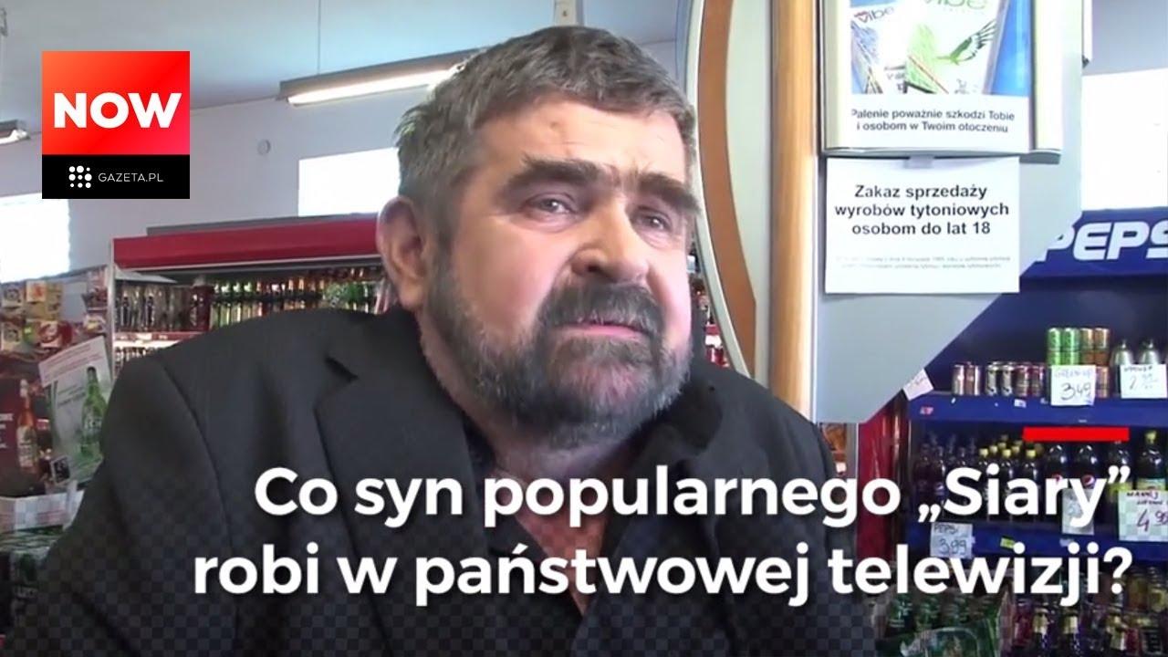 SYN SIARY Gwiazdą TVP?