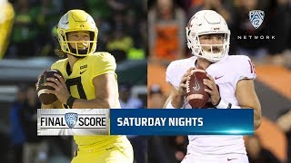 Oregon-Washington State football game preview