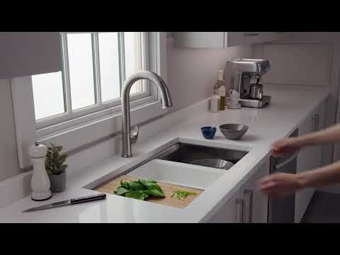 Prolific™ Stainless Steel Kitchen Sink - KOHLER