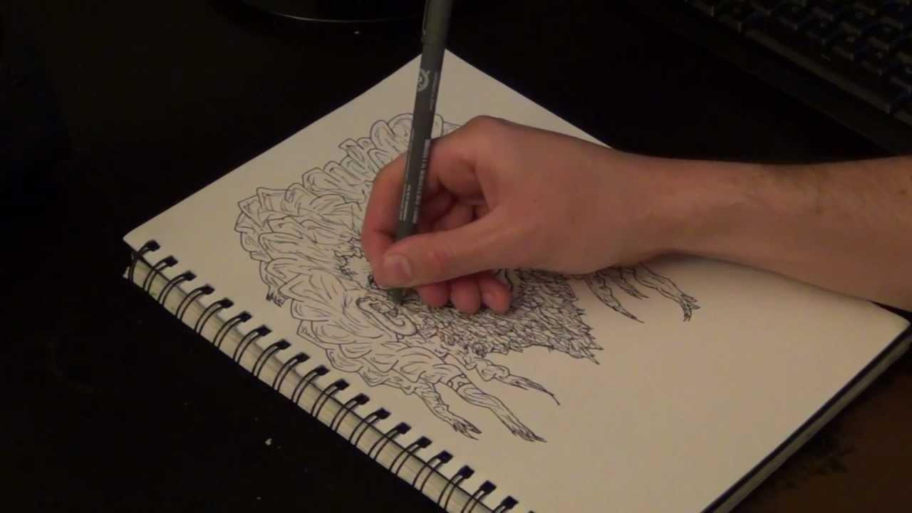 How To Draw A Rasta By Stefano Romano