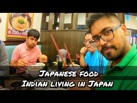 INDIANS LIVING IN JAPAN : How to EAT with CHOPSTICKS?