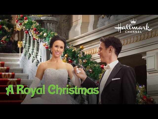 A Royal Christmas Premieres Saturday, November 22nd 8/7c