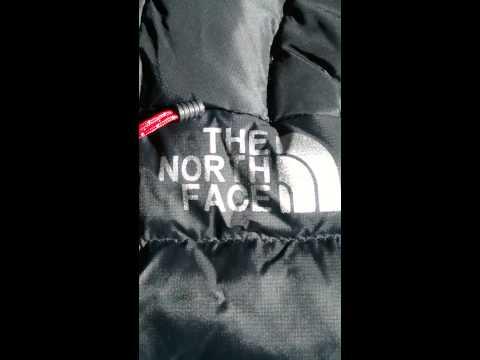 identificar chaquetas north face originales