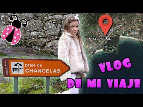Vlog de viaje a Galicia ✈ Los juguetes de Arantxa