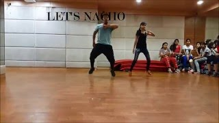 HR's Dance School Presents | Freestyle | Lets's Nacho | Kapoor & Sons