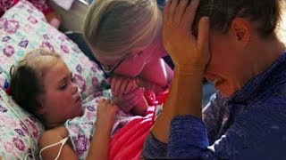 Bu Kızın Ölmeden Önce Söyledikleri Allah'ın Var Olduğunu Ispatladı, Onu Gördü ve Bir Mucize Oldu.