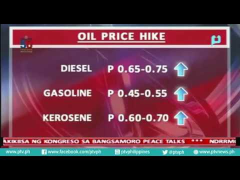Oil Price Hike