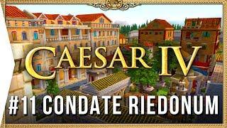 Caesar IV ► Mission 11 Condate Riedonum - Classic City-building Nostalgia [HD Campaign Gameplay]