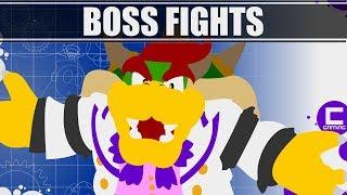 The Secret behind Super Mario Odysseys Boss Design.