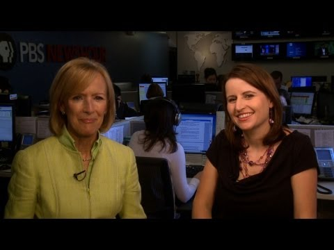 Christina Bellantoni's episode of the Political Checklist with Judy Woodruff​ (via PBS NewsHour​)