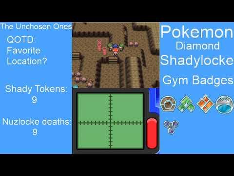 Pokemon Diamond Shadylocke Episode 10 Putting Some IRON in my DIEt???