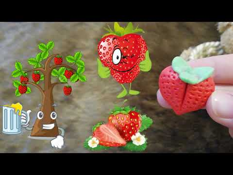 Learn names of Fruits and Vegetables in English Pre School .!