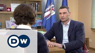 Кличко: В России работает машина пропаганды - 'Немцова.Интервью'
