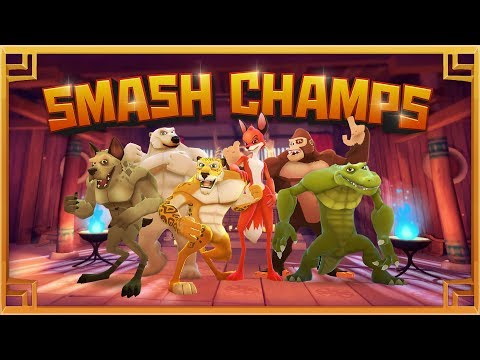 Smash Champs Android Smartphone Games Apk Gameplay Online
