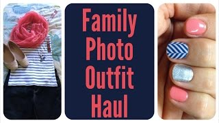Large Family Photo Clothing Haul (Gymboree, Old Navy, Target)