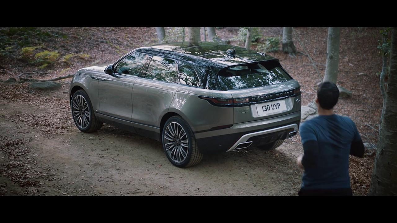 The New Range Rover Velar Innovation