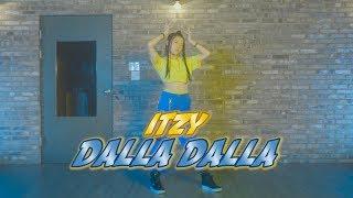 ITZY (있지) - DALLA DALLA (달라달라) 안무 커버댄스 거울모드 / Cover Dance Mirror Mode
