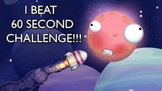 Shoot the Moon - I Beat 60 Second Challenge