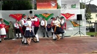 O Ribatejo de Colmar - Corridinho Cruzado - 12 Juin 2011 : Ospern (Luxembourg)