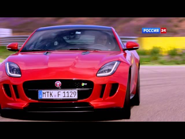 Тест-драйв Jaguar F-Type R Coupe // АвтоВести 153