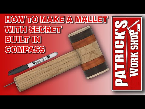 How To Make A Custom Mallet/Compass