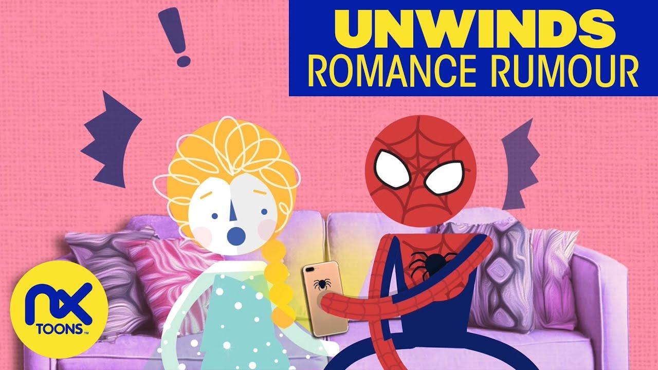 Elsa und Spiderman Dating