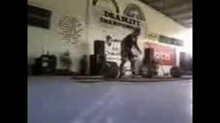 bronco d lifting 250kg