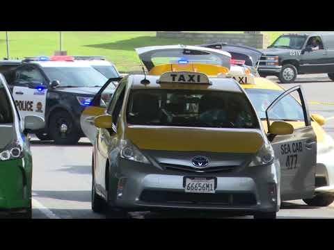 Chula Vista: Taxi Driver Attacks Another 10282018
