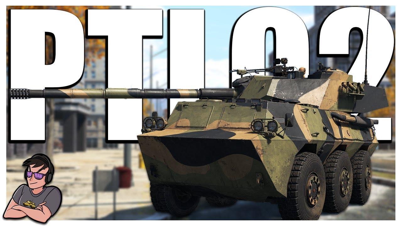 The Wishful Chinese Centauro - PTL02 - War Thunder