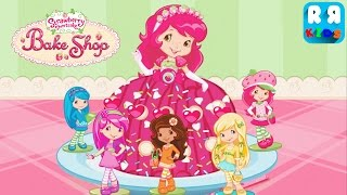strawberry shortcake bake shop by budge studios best cooking apps for kids unlock all desserts