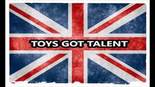 Baby Shark Episode 3 - Britain's Got Toy Talent