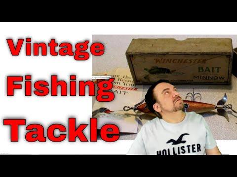 Vintage Fishing Tackle Worth Big Money