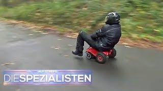 Schlimmer Motorrad-Unfall: Doch kein Motorrad ist in Sicht! | Die Spezialisten | SAT.1 TV
