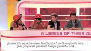 A League Of Their Own - One Direction SUB ITA part 4