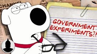 Animal Experimentation?! Family Guy Conspiracy - Family Guy Week! - Cartoon Conspiracy (Ep. 125)