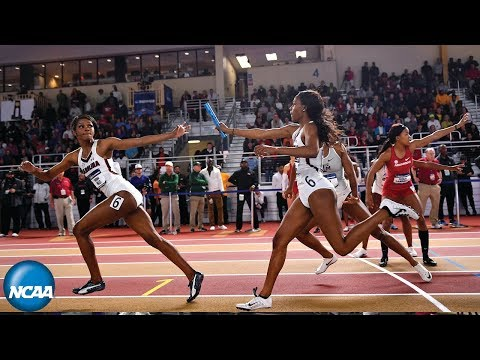 Women's 4×400 – 2019 NCAA Indoor Track and Field Championship