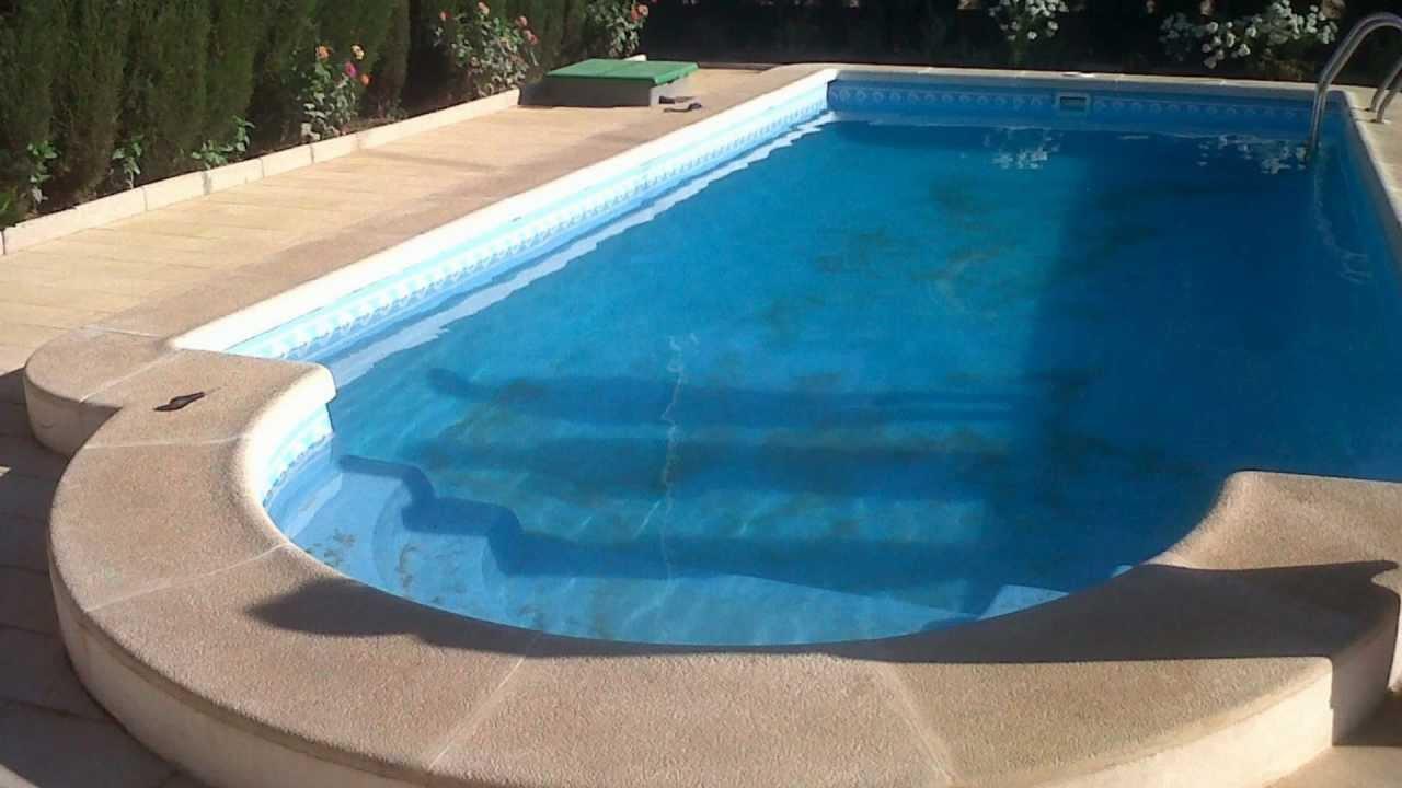 Barpool piscinas prefabricadas fibra piscina romana a 75 for Piscinas prefabricadas