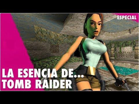LA ESENCIA DE... Tomb Raider | Jota Delgado
