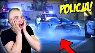 UCIEKAM PRZED POLICJĄ!