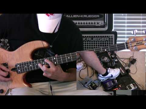 TOOL- Disposition Bass Cover in Hi Def- No Back Track