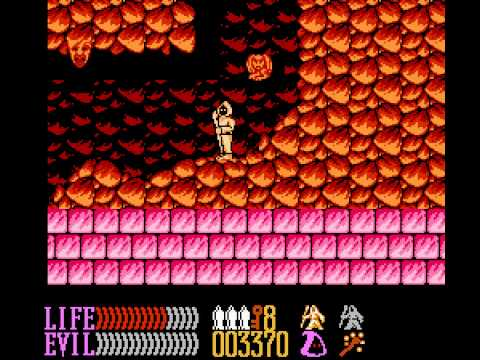 NES Longplay [433] Wizards & Warriors III: Kuros:Visions of Power